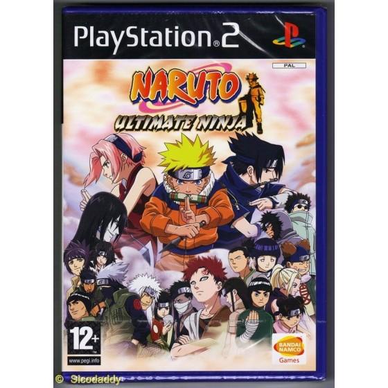 Naruto Ultimate Ninja - PS2
