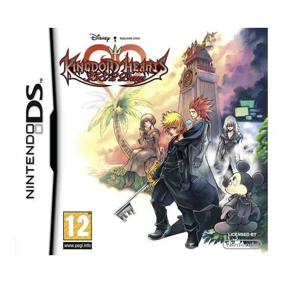 Kingdom Hearts 358/2 Days - DS