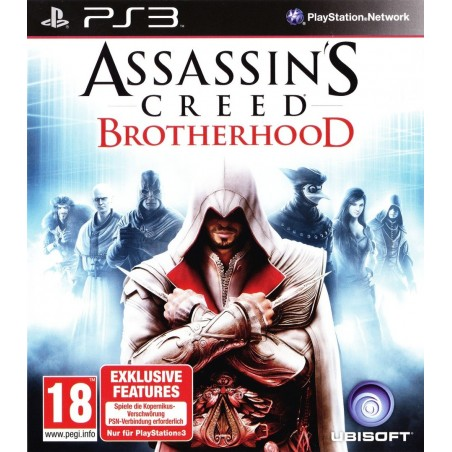 Assassin's Creed Brotherhood - PS3 usato
