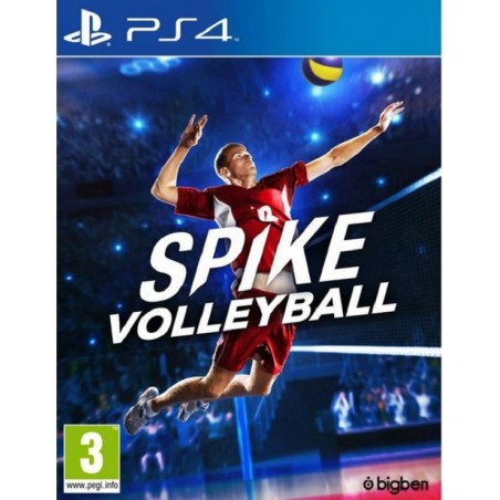 Spike Volleyball - Preorder PS4