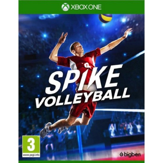 Spike Volleyball - Xbox One