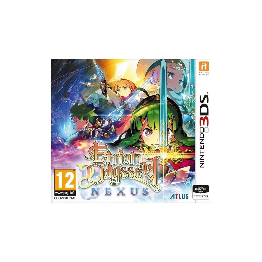 Etrian Odyssey: NEXUS - 3DS