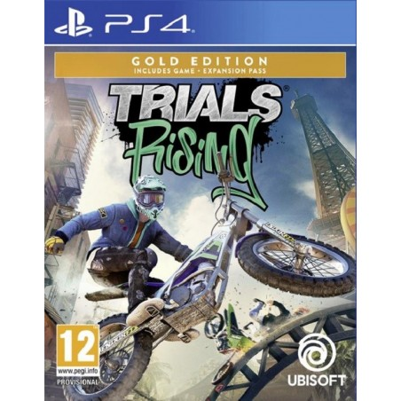 Trials Rising - Gold Edition - Preorder PS4