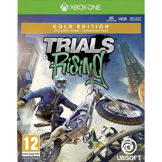 Trials Rising - Gold Edition - Preorder Xbox One