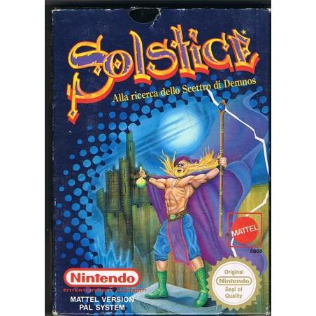 Solstice - NES