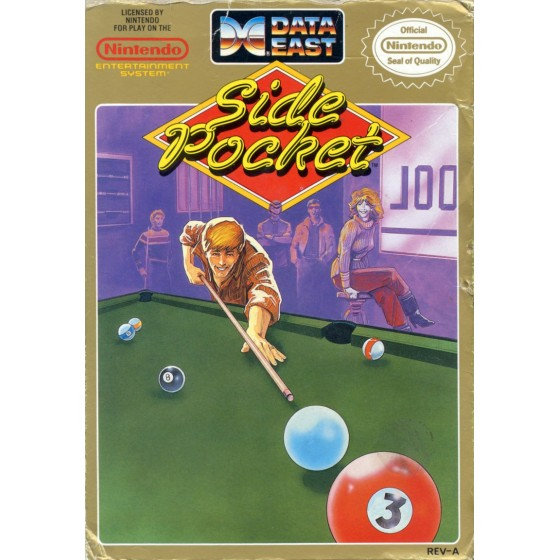 Side Pocket - NES