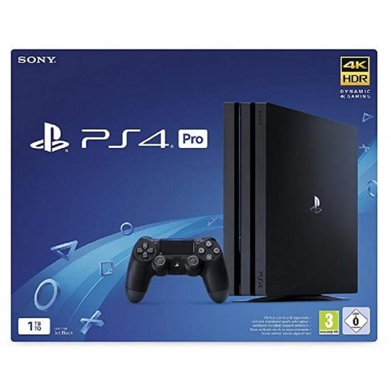 PS4 Pro 1TB + GTA V