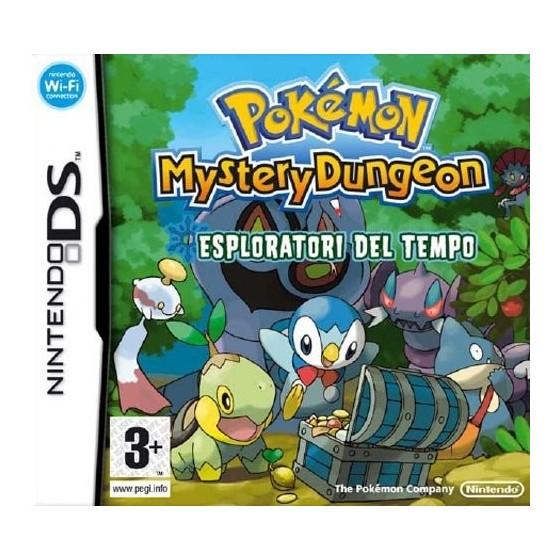 Pokémon Mystery Dungeon: Esploratori del tempo - DS