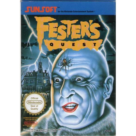 Fester's Quest - NES