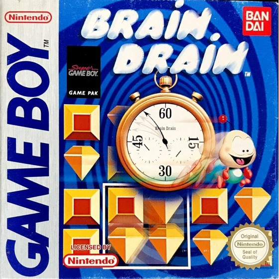 Brain Drain - Game Boy