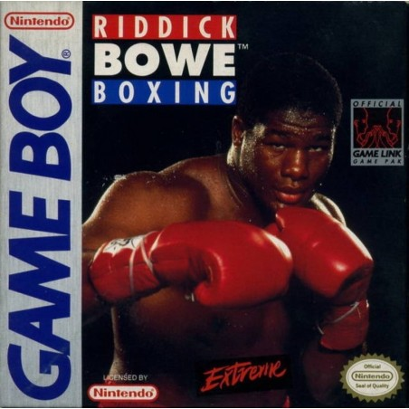 Riddick Bowe Boxing - Game Boy