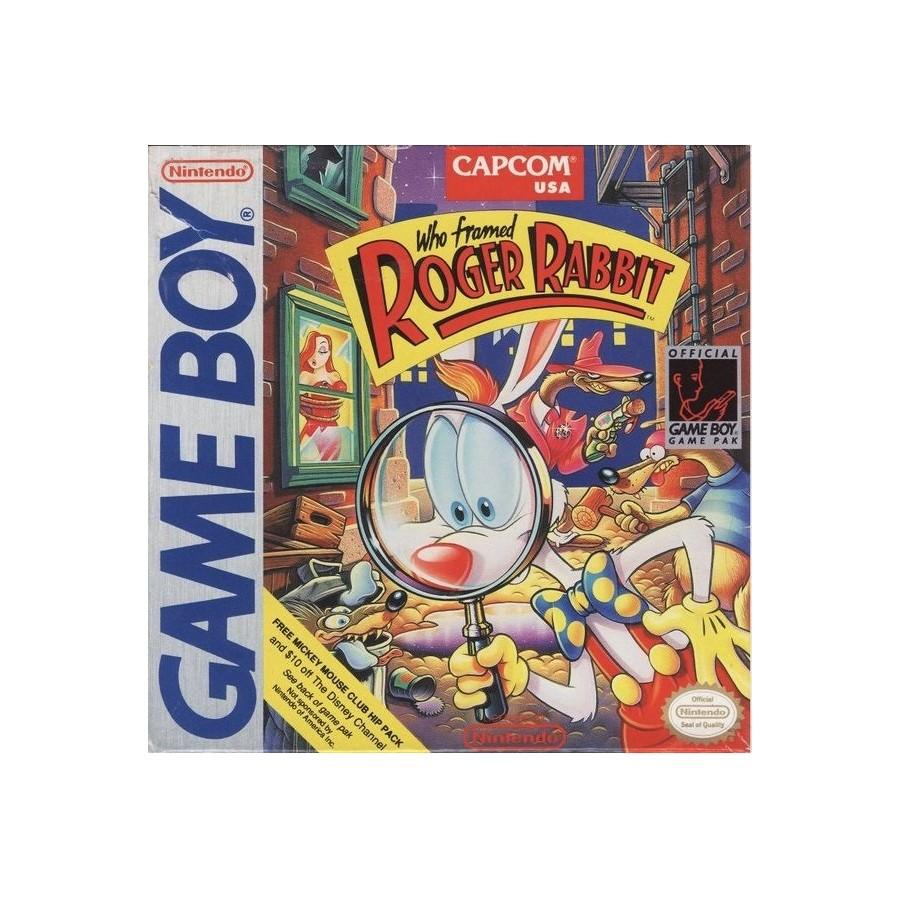 Chi ha incastrato Roger Rabbit - Game Boy