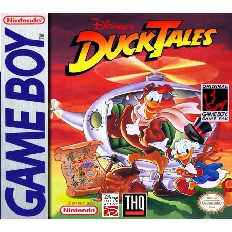DuckTales - Game Boy usato