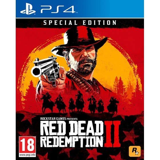 Red Dead Redemption 2 - Special Edition - PS4
