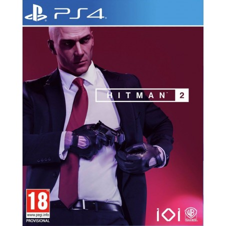 Hitman 2 - PS4
