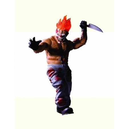 Action Figure - Sweet Tooth - Twisted Metal
