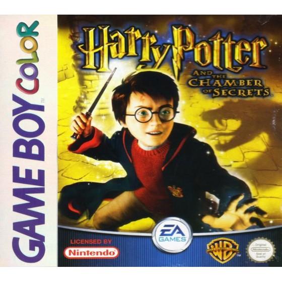 Harry Potter e la Camera Dei Segreti - Game Boy Color