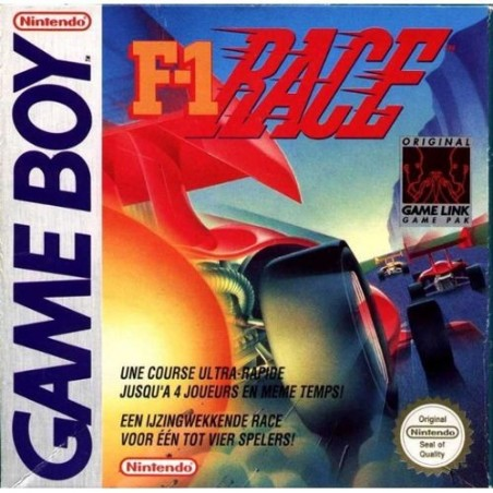 F1 Race - Game Boy