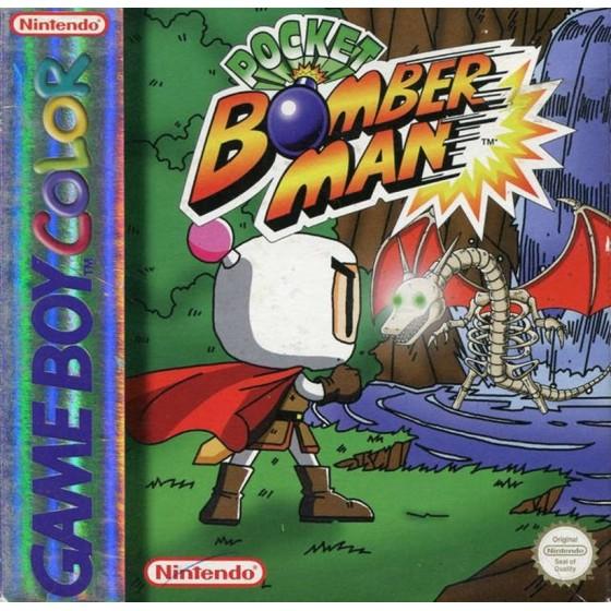 Pocket Bomberman - Game Boy Color