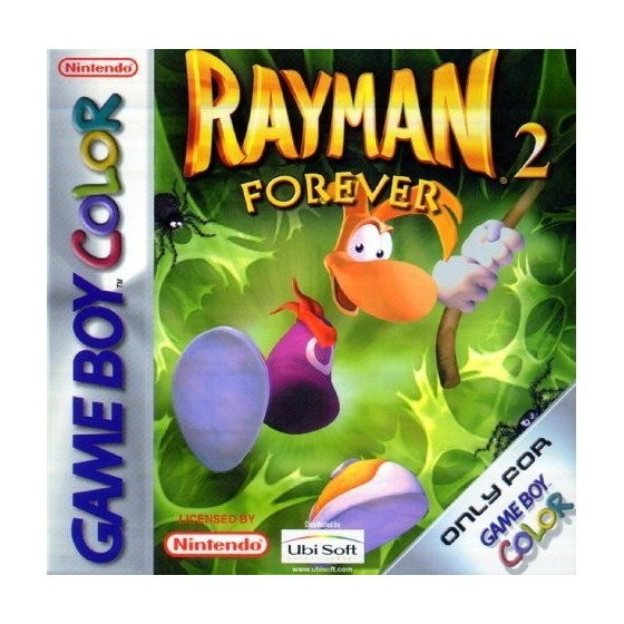 Rayman 2 Forever - Game Boy Color