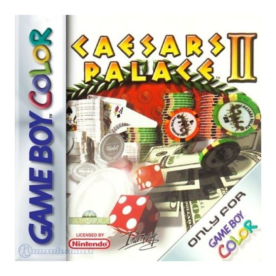 Caesars Palace 2 - Game Boy Color