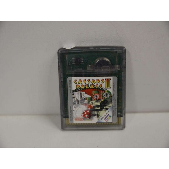 Caesars Palace 2 - Game Boy Color usato