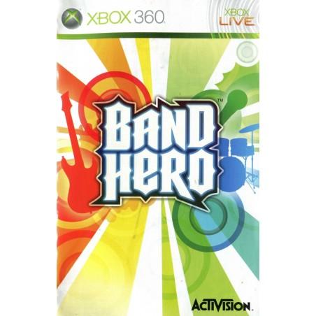 Band Hero - Xbox 360 usato