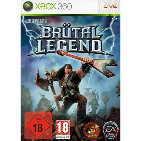 Brutal Legend - Xbox 360