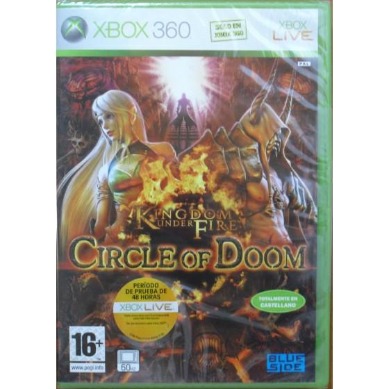 Kingdom Under Fire - Circle Of Doom - Xbox 360