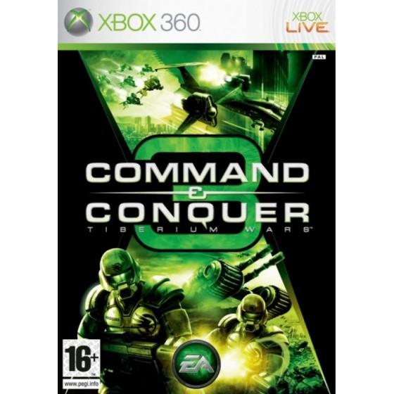 Command & Conquer 3 Tiberium Wars - Xbox 360