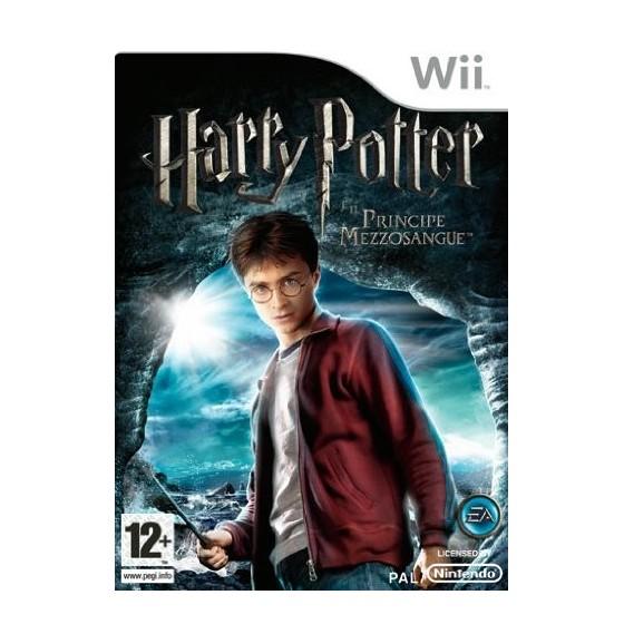 Harry Potter e il Principe Mezzosangue - Wii