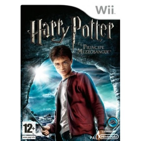 Harry Potter e il Principe Mezzosangue - Wii