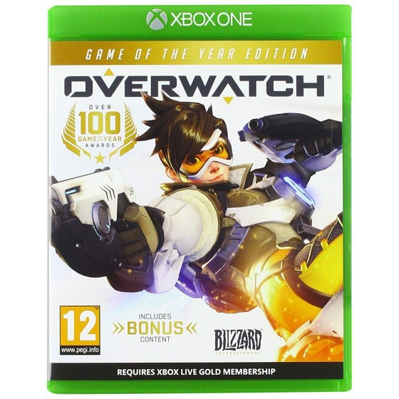 Overwatch - GOTY Edition - Xbox One