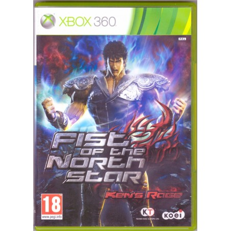 Fist of the North Star: Ken's Rage - Xbox 360