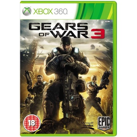 Gears of War 3 - Xbox 360