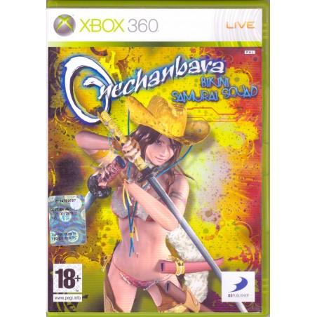 Onechanbara Bikini Samurai Squad - Xbox 360 usato