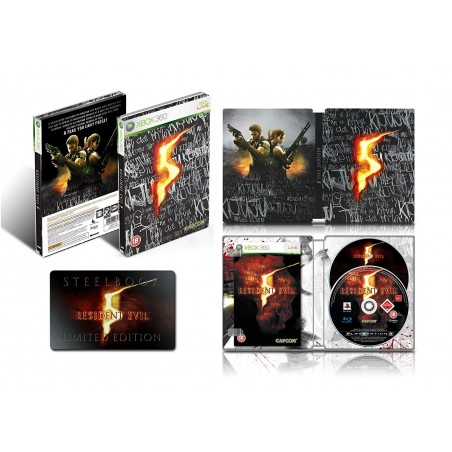 Resident Evil 5 - Limited Edition - Xbox 360