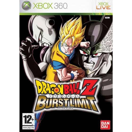 Dragon Ball Z Burst Limit - Xbox 360