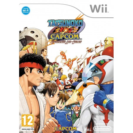 Tatsunoko vs Capcom Ultimate All-Stars - Wii
