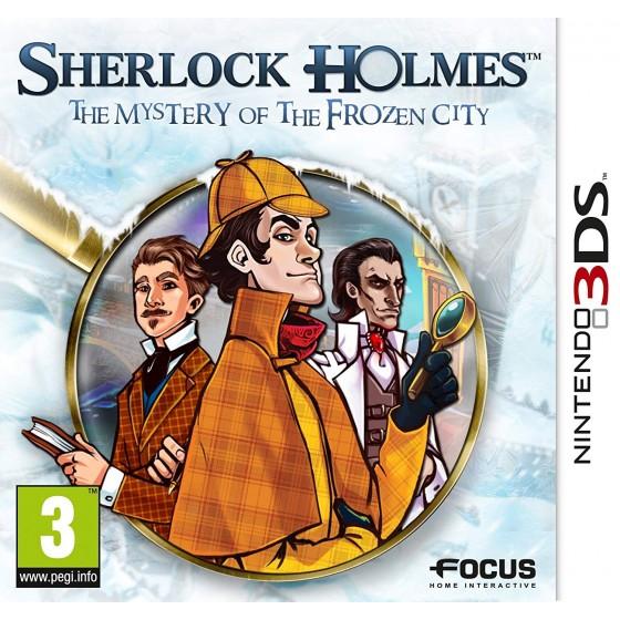 Sherlock Holmes: Il Mistero Della Città Ghiacciata - 3DS