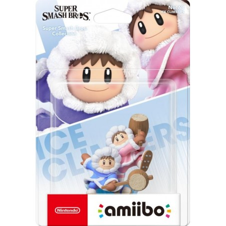 Nintendo Amiibo - Ice Climbers - Super Smash Bros Ultimate
