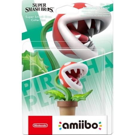 Nintendo Amiibo - Pianta Piranha - Super Smash Bros Ultimate