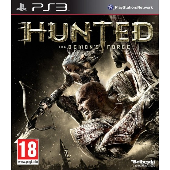 Hunted: The Demon's Forge - PS3 usato