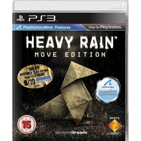 Heavy Rain Move Edition - PS3 usato