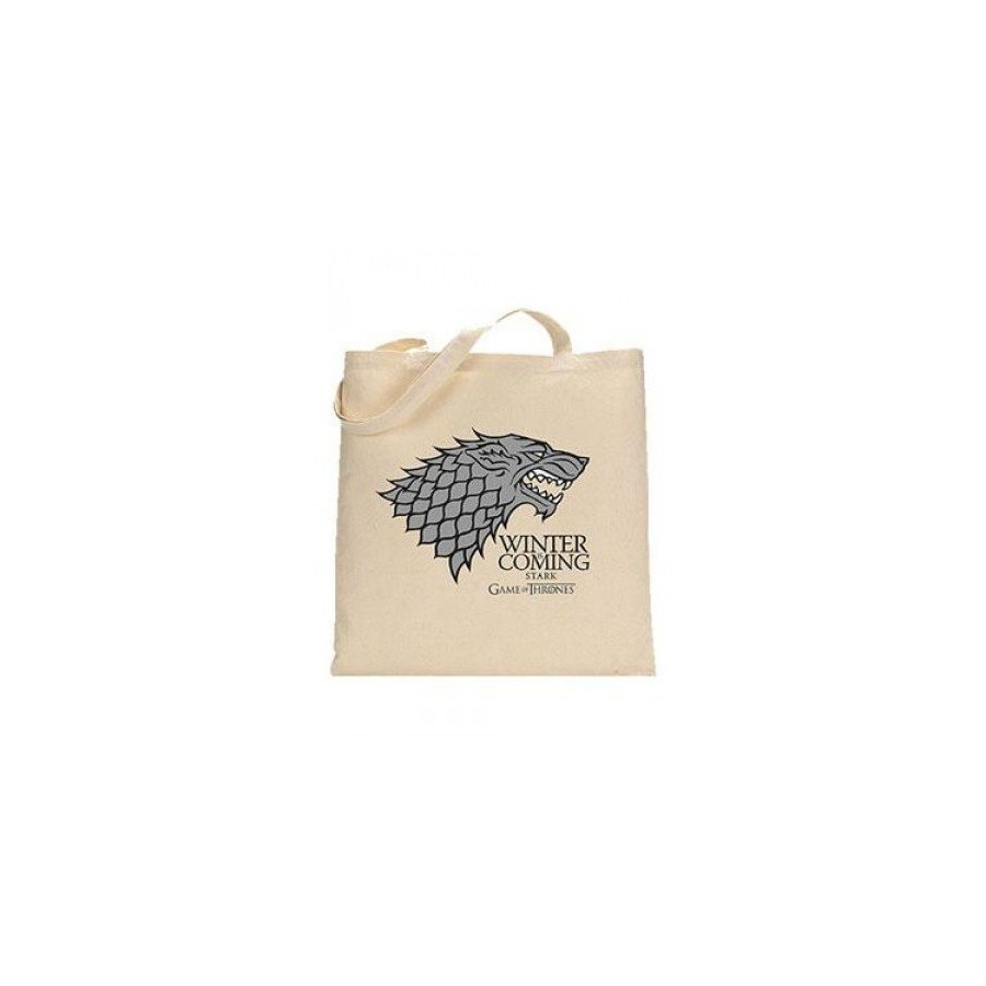 Tote bag - Winter is coming - Trono di Spade