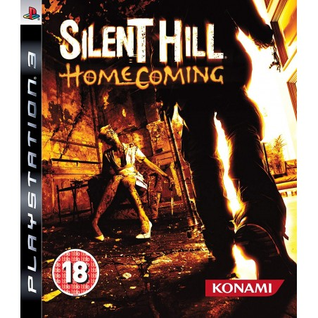 Silent Hill: Homecoming - PS3 usato