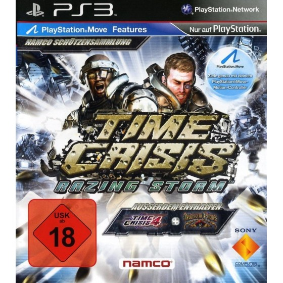 Time Crisis: Razing Storm - PS3