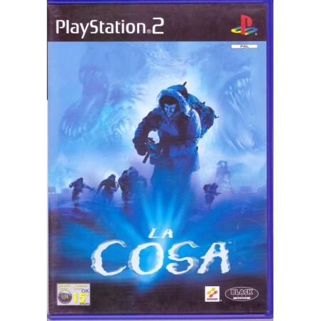 La Cosa - PS2