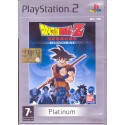 Dragon Ball Z Budokai - Platinum - PS2