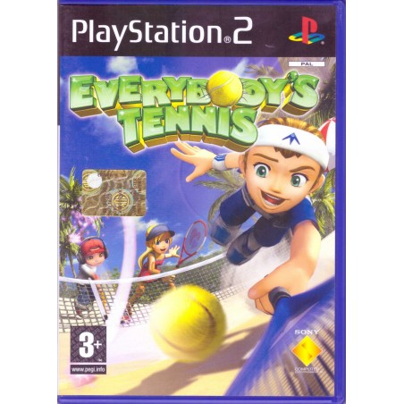 Everybody's Tennis - PS2